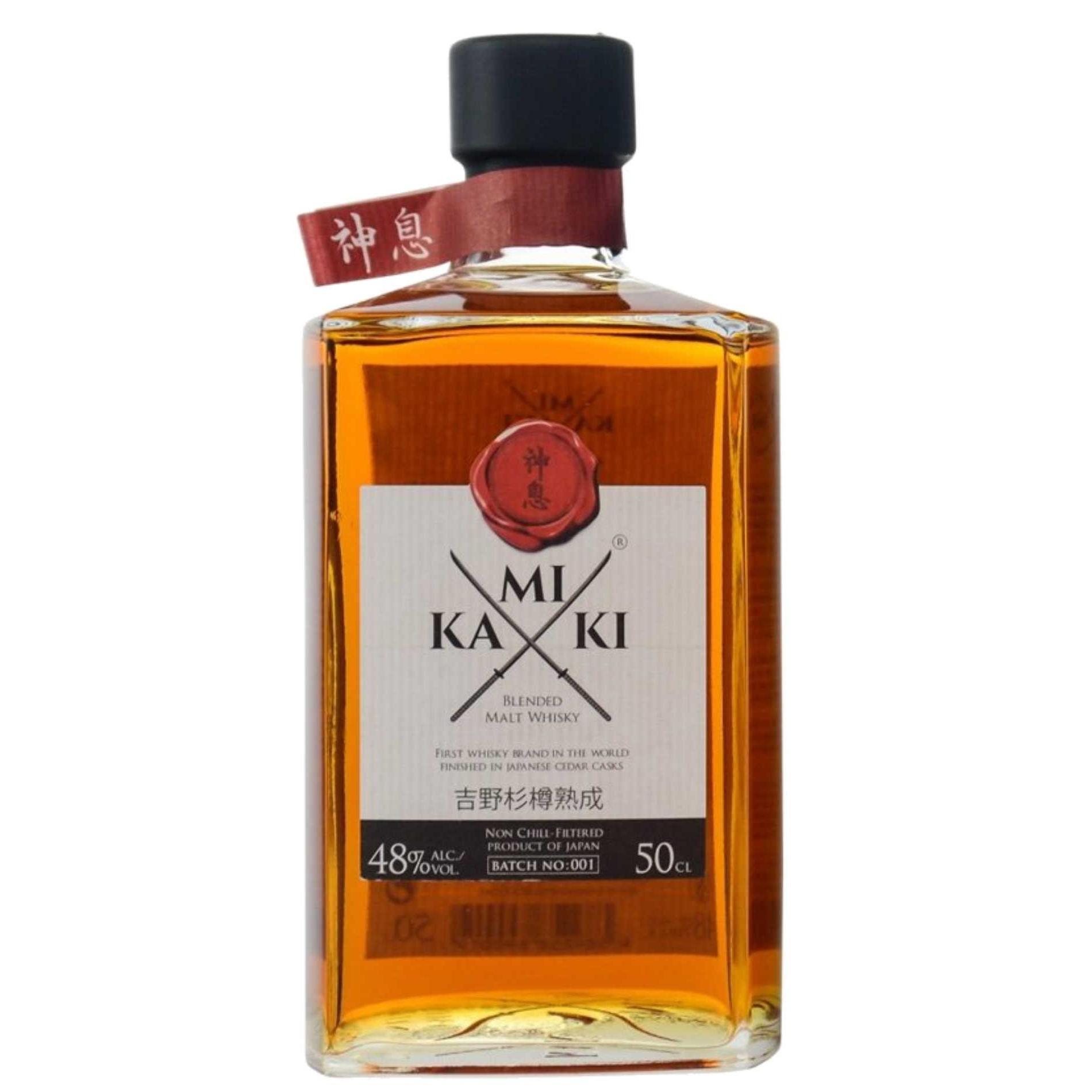 Kamiki Blended Malt Japanese Whisky