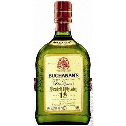Buchanan Whiskey 12 Yrs 750ml