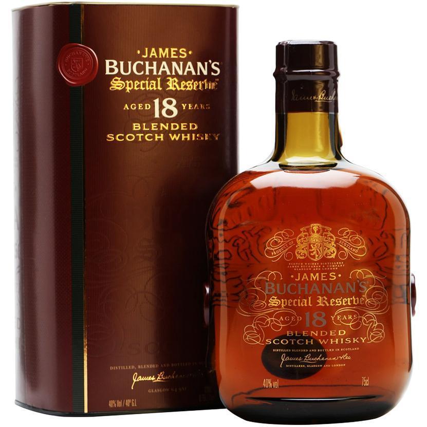 Buchanan's Scotch Special Reserve 18 Yr