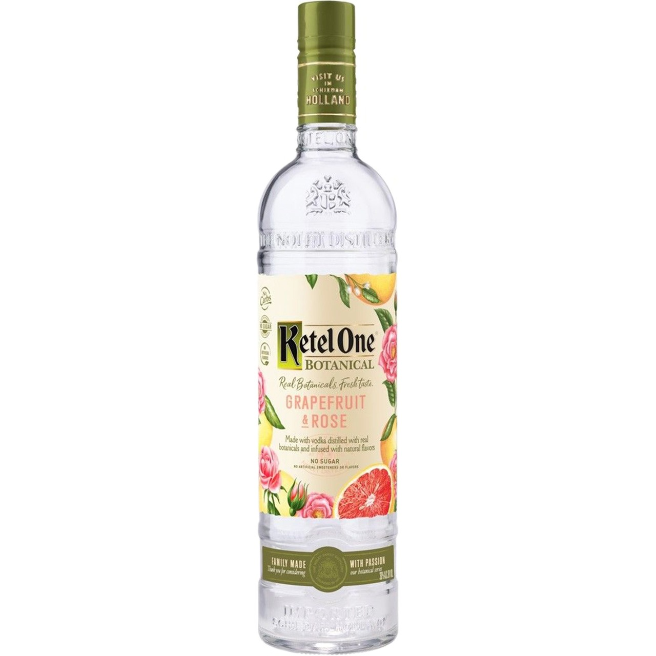Ketel One Grapefruit & Rose