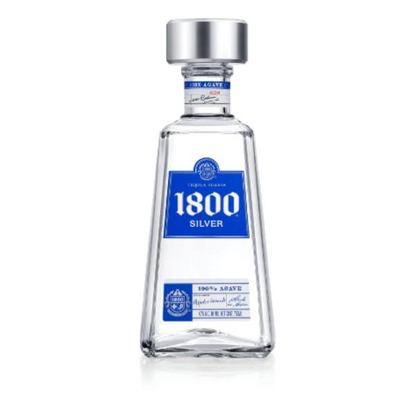 1800 Silver Tequila Broadway Wine N Liquor
