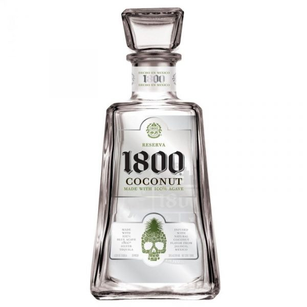 1800 Coconut Tequila 1L