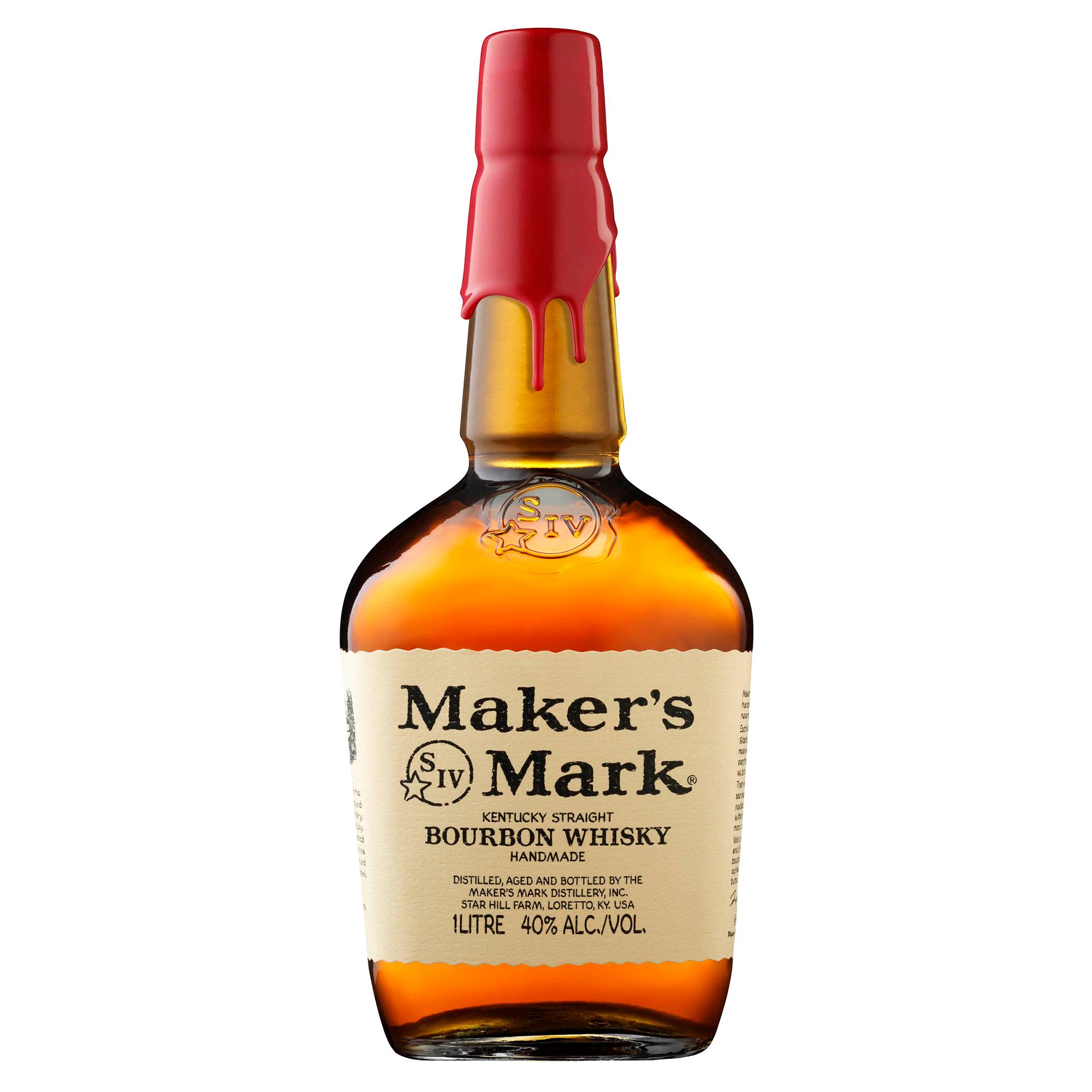 Makers Mark Bourbon 1.75L