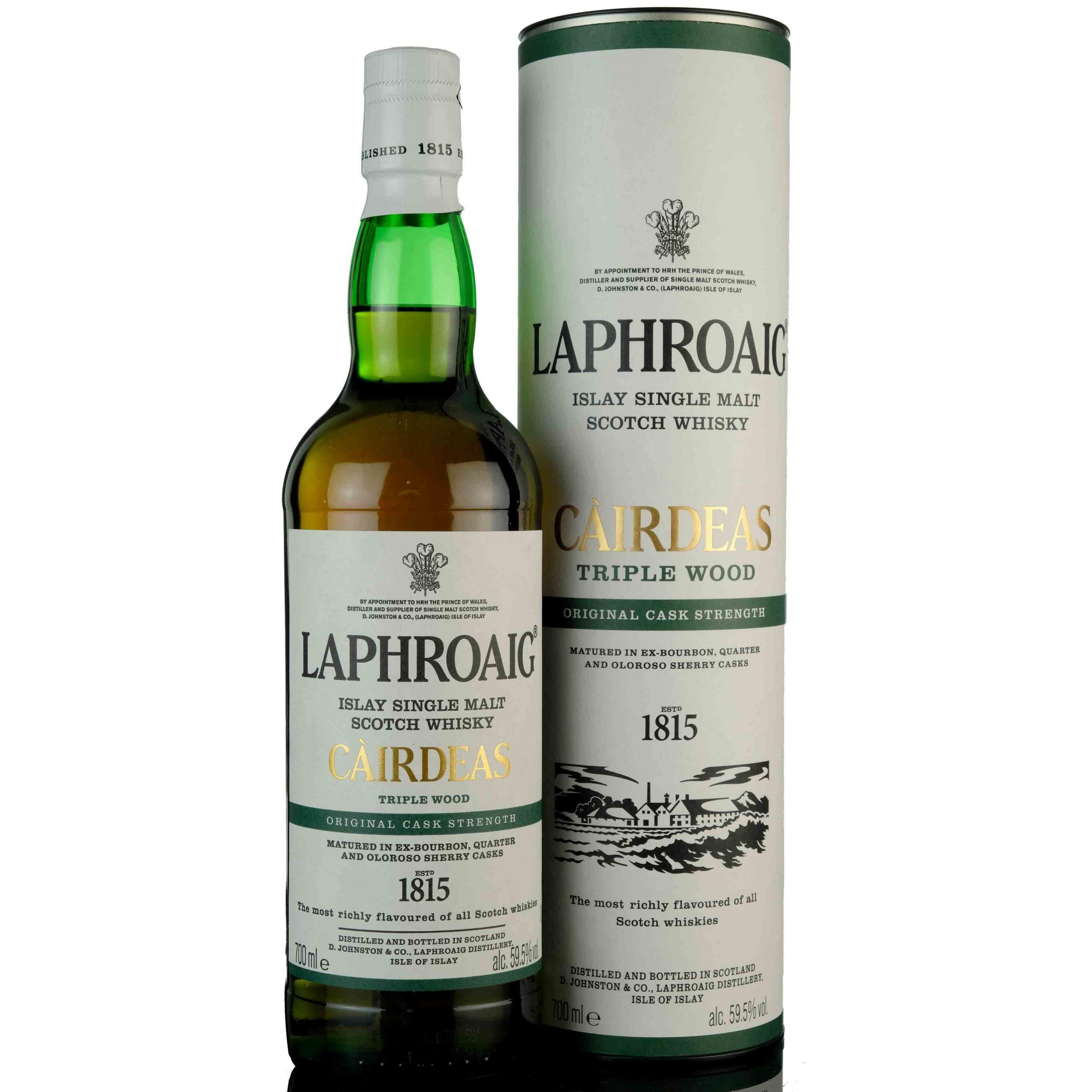 Laphroaig Cairdea Triple Wood 750ml