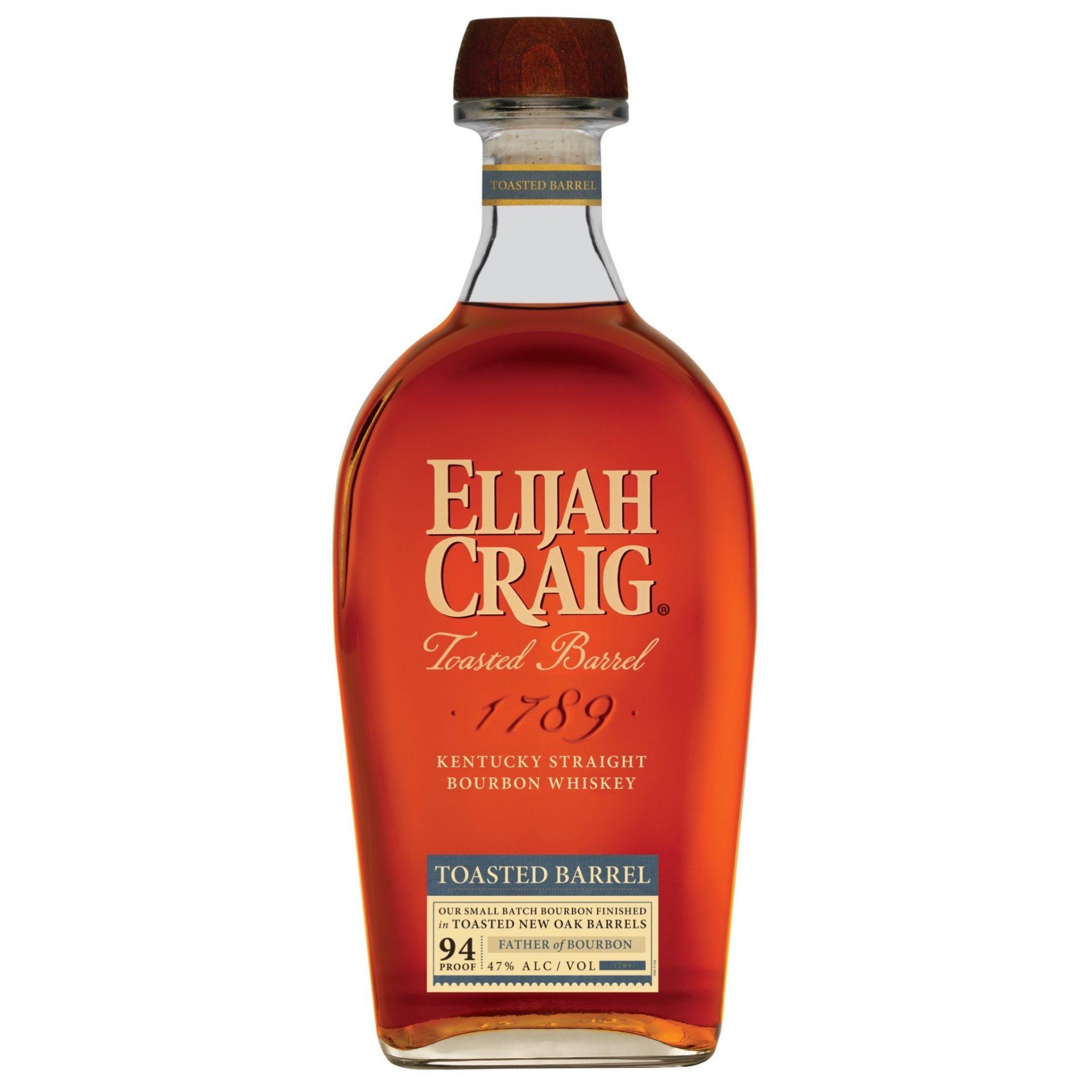 Elijah Craig Bourbon Toasted Barrel 94