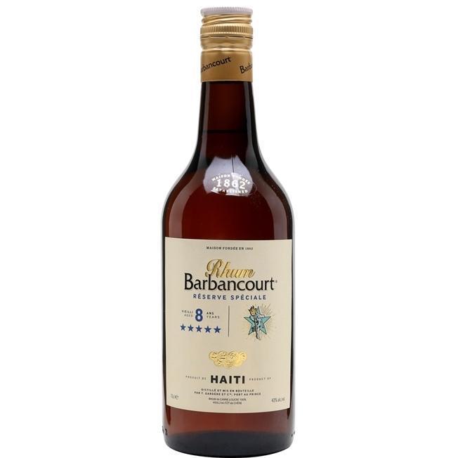 Barbancourt 8Yr Res.750ml