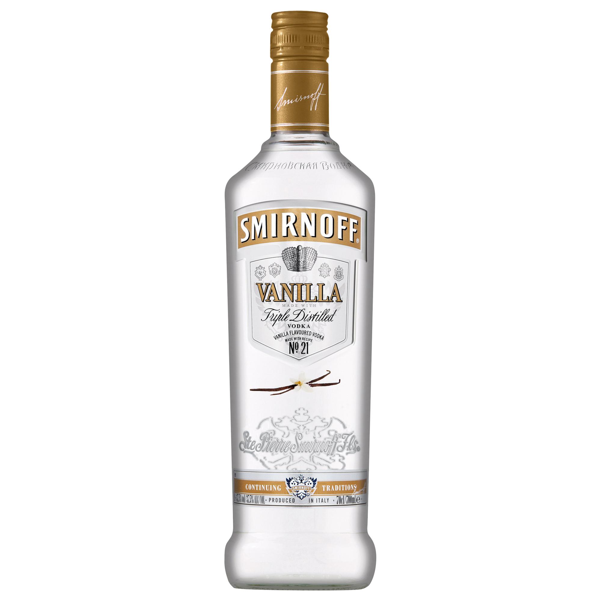 Smirnoff Vanilla 1L