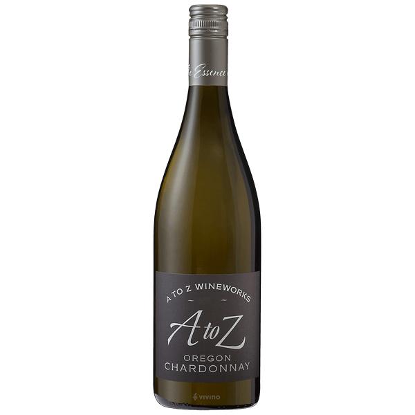 A To Z Oregon Chardonnay 750ml
