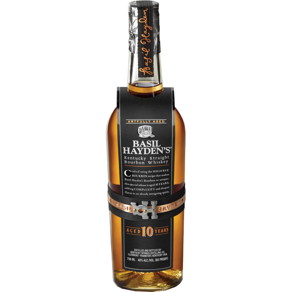 Basil Hayden's Bourbon 10Yr