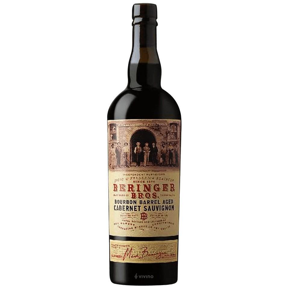 Beringer Bros Bourbon Barrel Aged Cabernet Sauvignon 750ml
