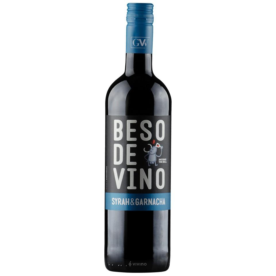 Beso De Vino Syr/Gar 750ml