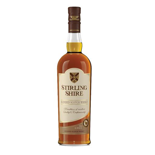 Stirling Shire Blended Scotch Whiskey hisky