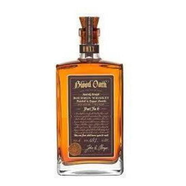 Blood Oath Bourbon 750ml