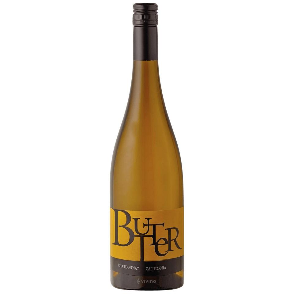 Butter Chardonnay 750ml