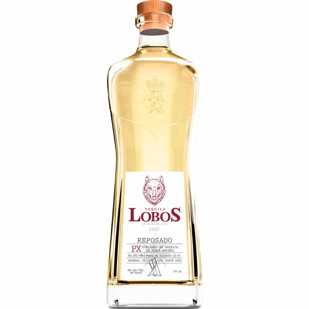 Lobos Tequila Reposado