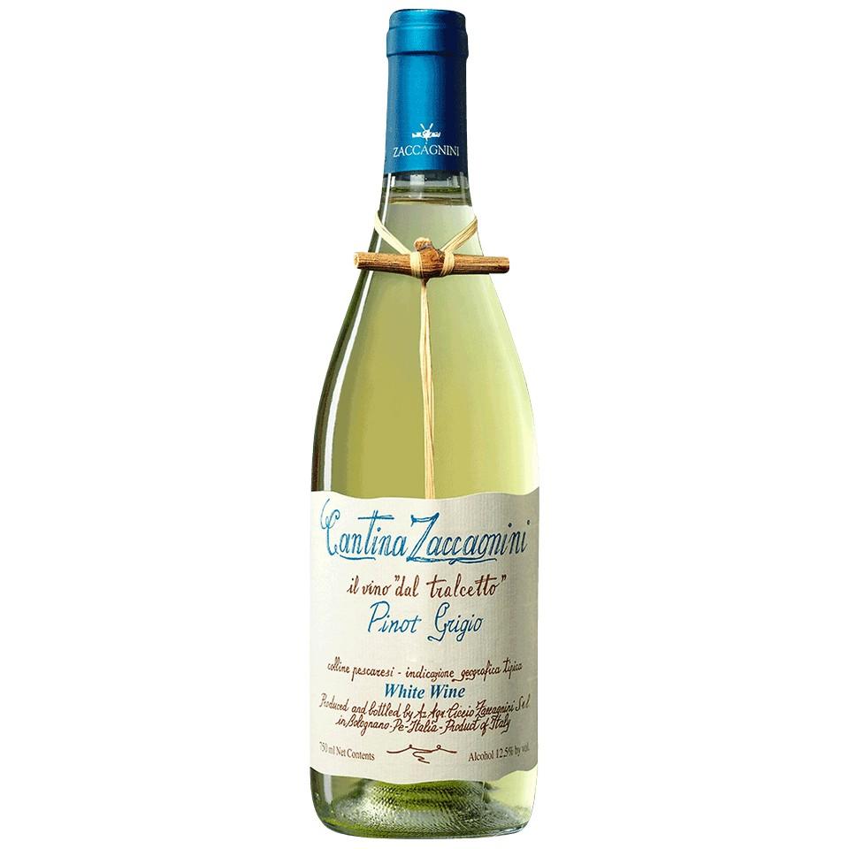 Cantina Zaccagnini Pinot Grigio 750ml