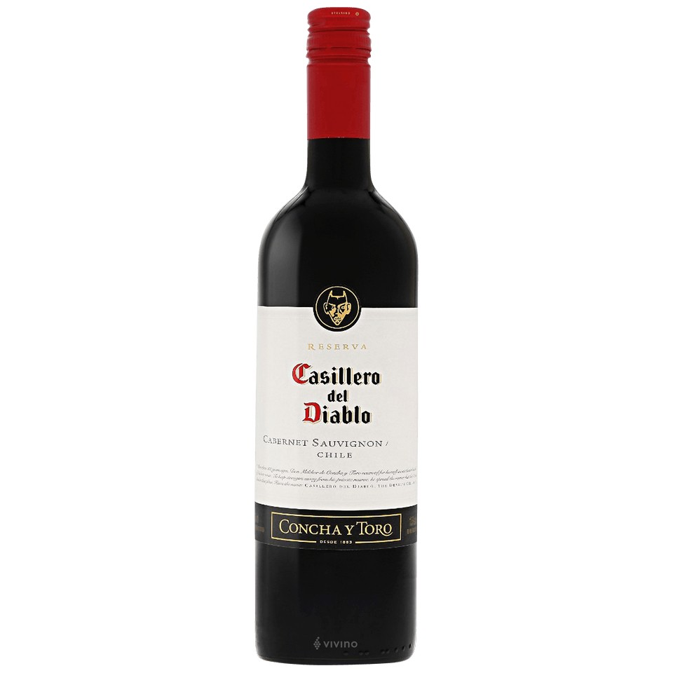 Casillero Del Diablo Cab/Sau 750ml