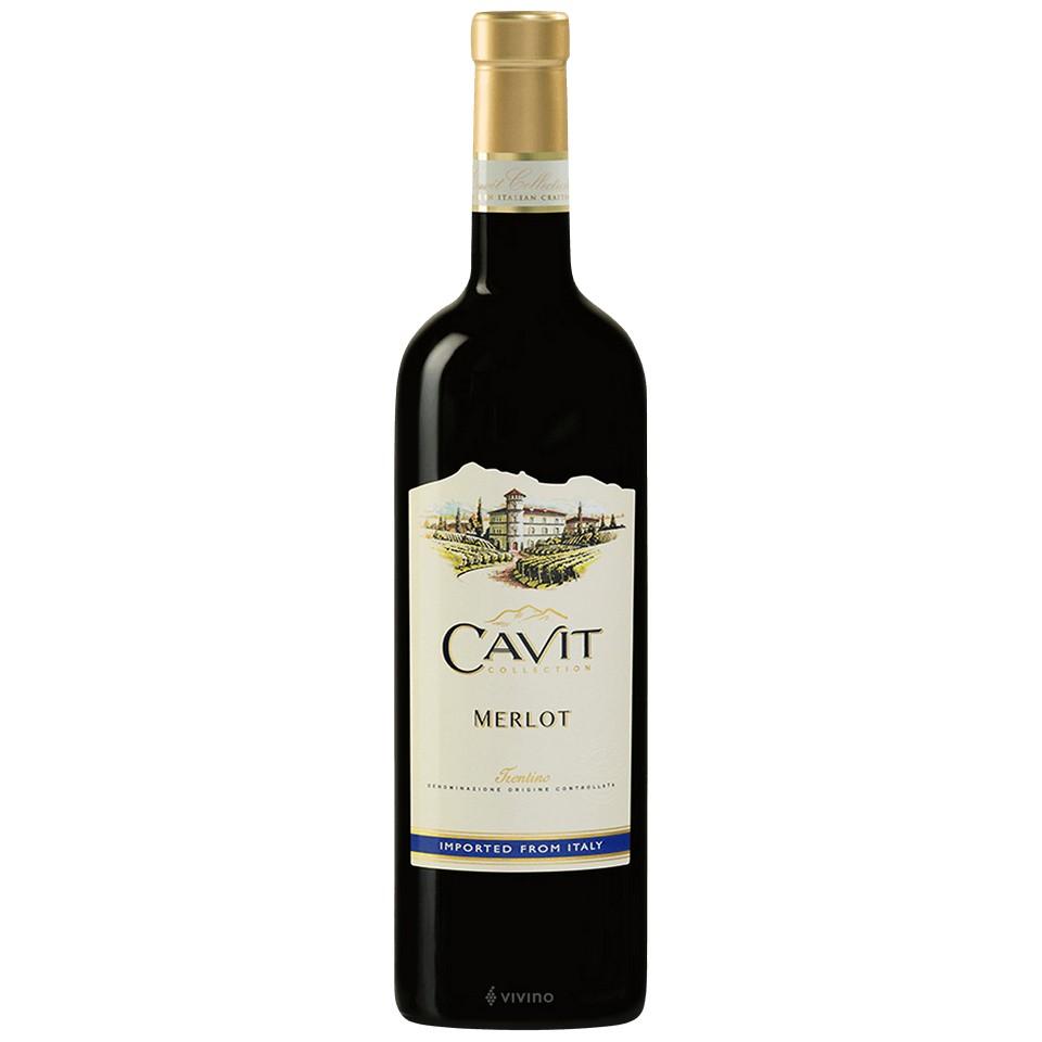 Cavit Merlot 750ml