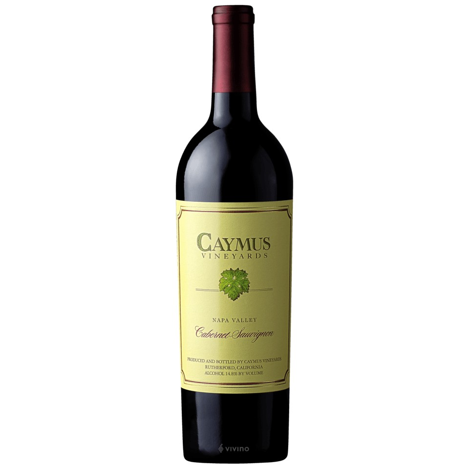 Caymus Cabernet Sauvignon Napa 2015 750ml
