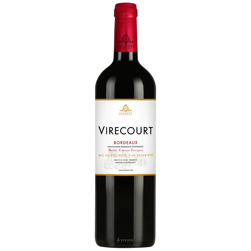 Chateau De Virecourt Bordeaux 1.5L