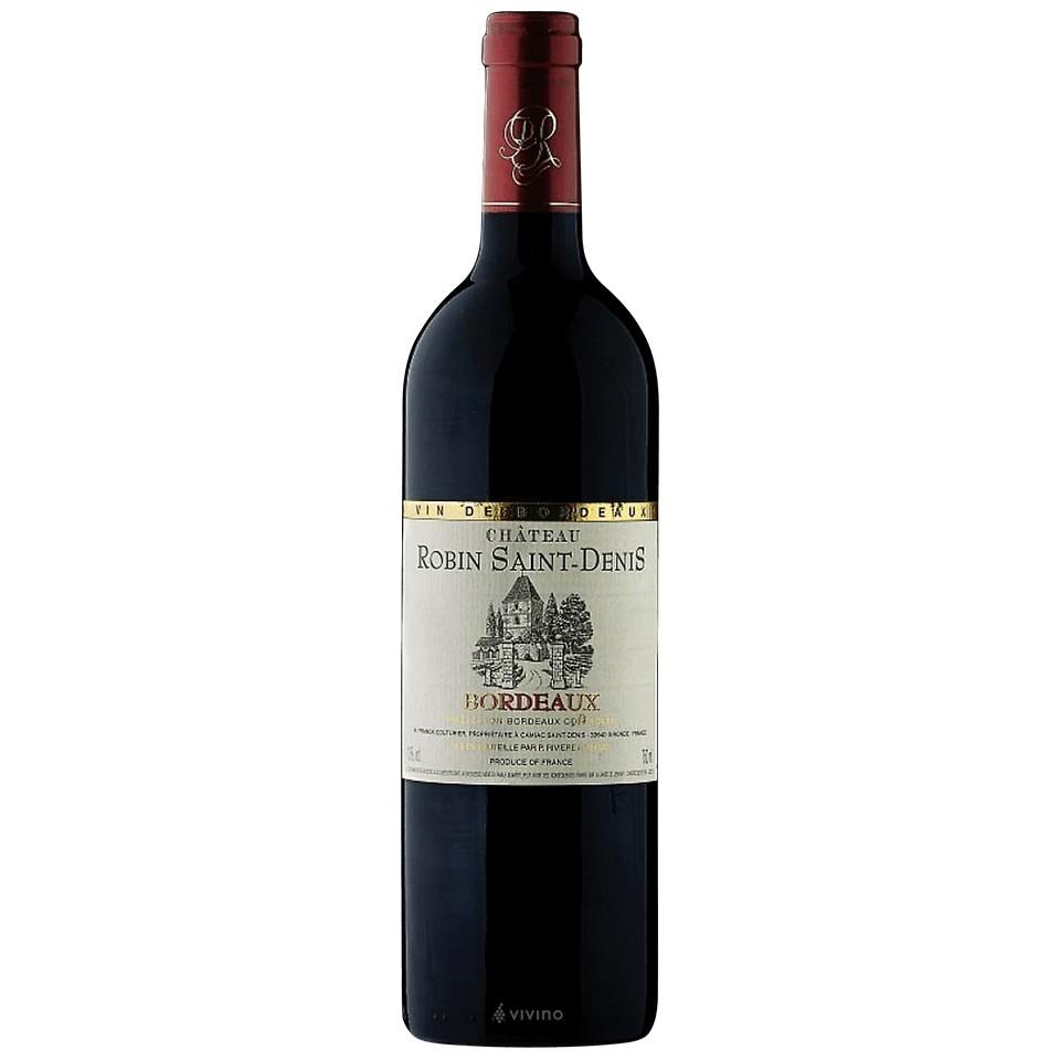 Chateau Robin Saint Denis Bordeaux 750ml