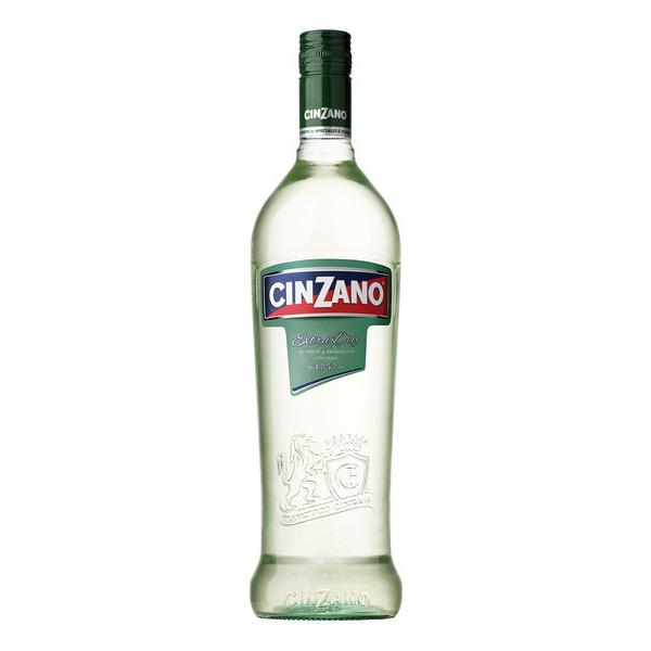 Cinzano Vernouth X Dry 1L