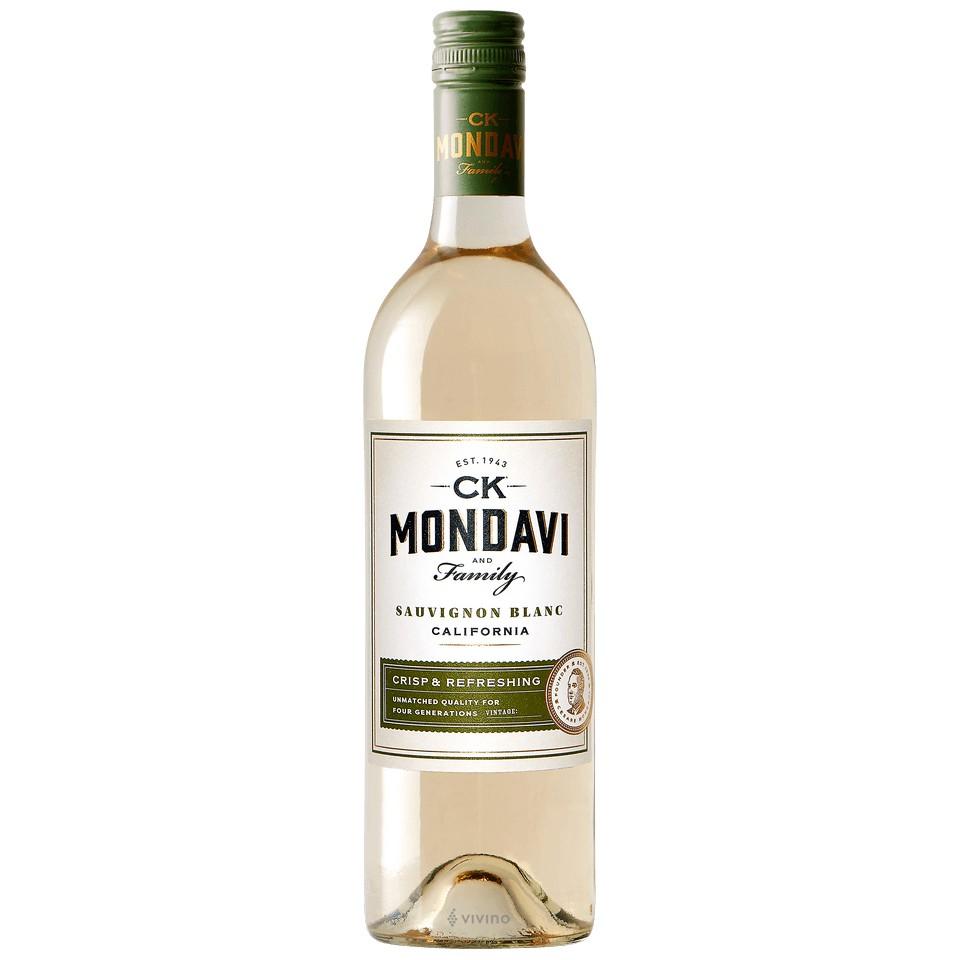 Ck Mondavi Sauv Blanc 750ml