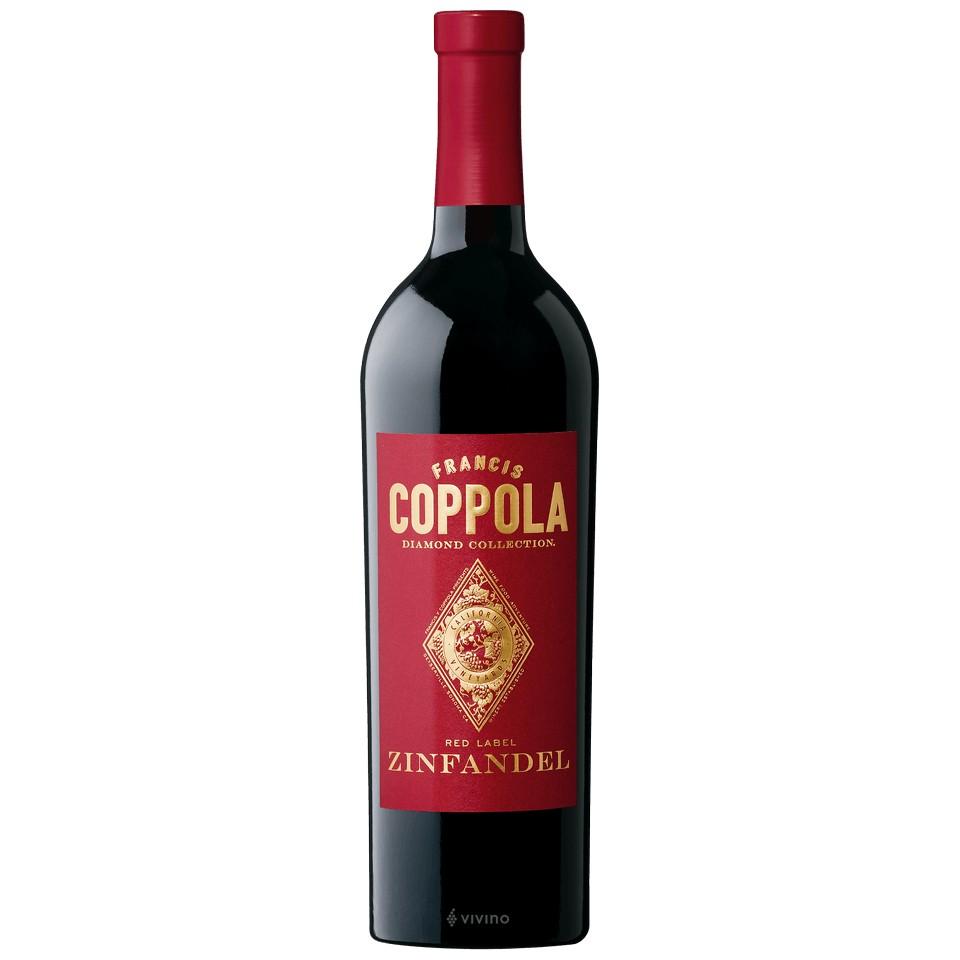 Coppola Zinfandel Diamond 750ml