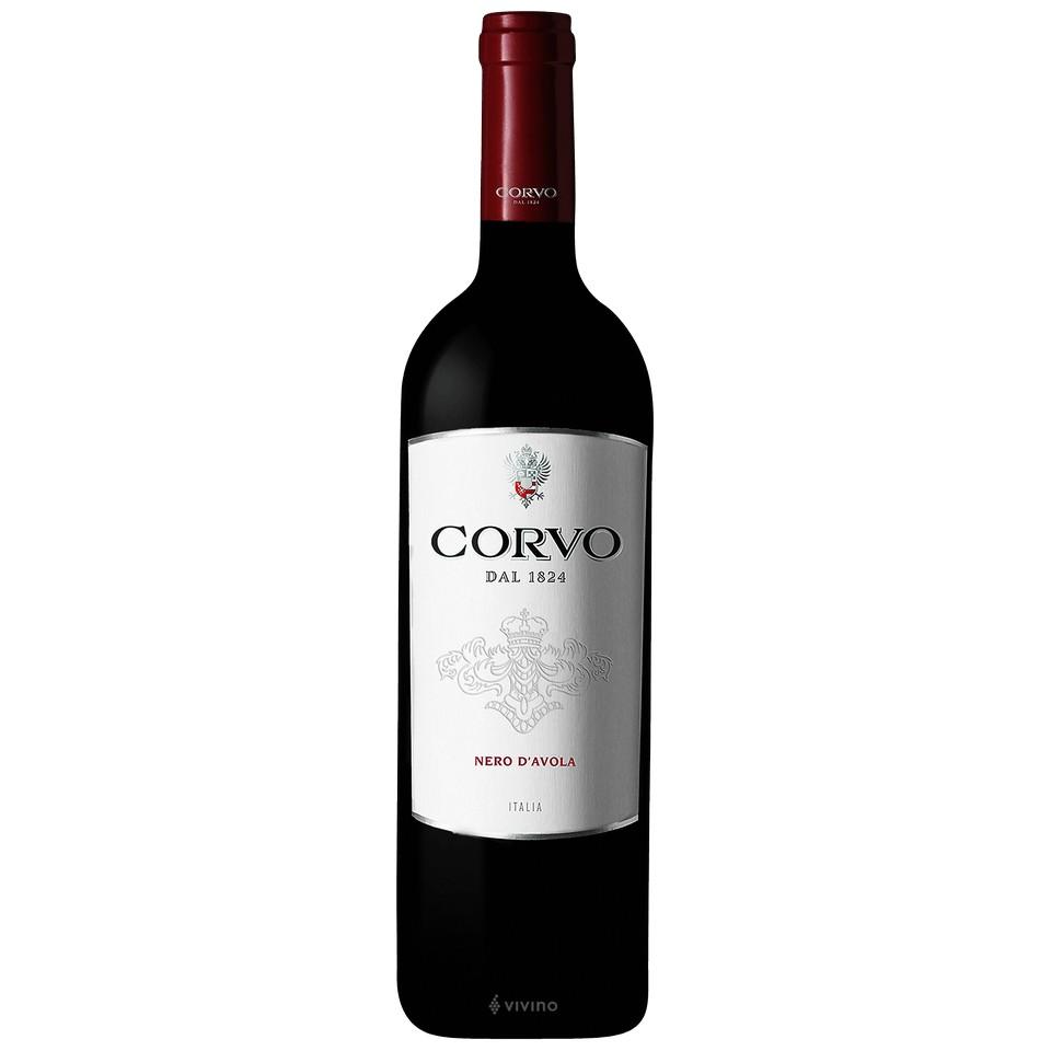 Corvo Nero D'Avola
