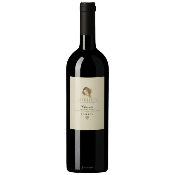 Da Vinci Chianti Riserva 2013 750ml-Wine-N-Liquor