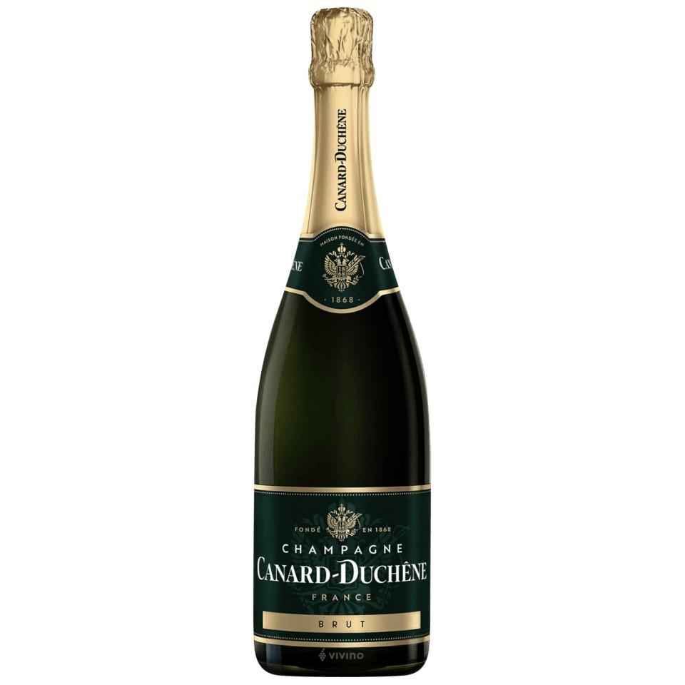 Duchene Brut Auth. Champagne 750ml