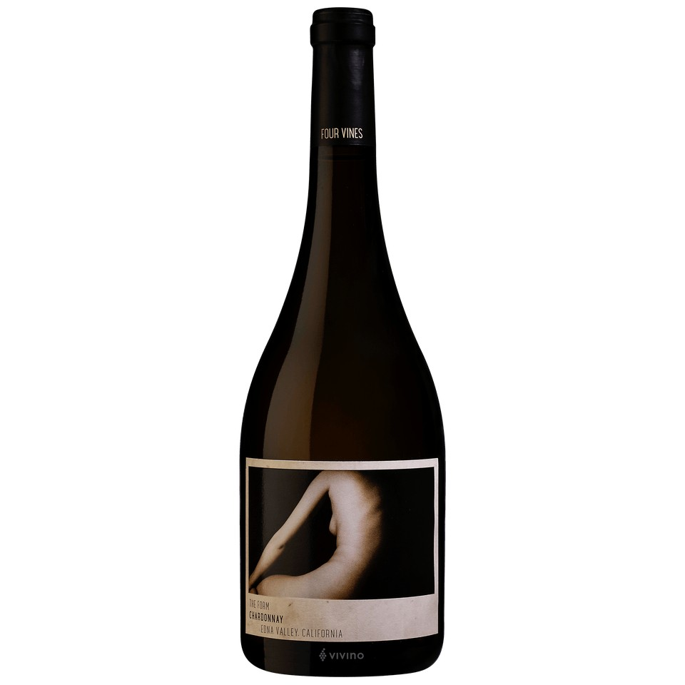 Four Vines Chardonnay The Form 750ml