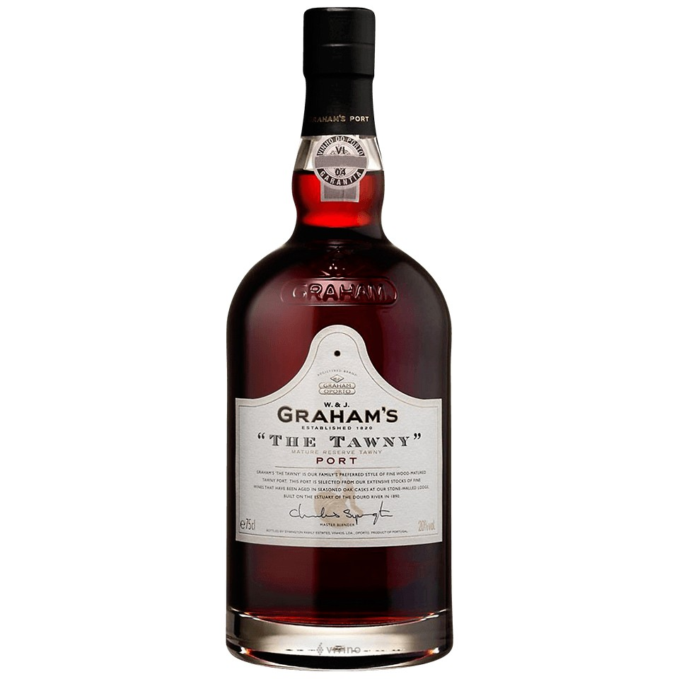 Grahams Port Tawny 10Yr 750ml