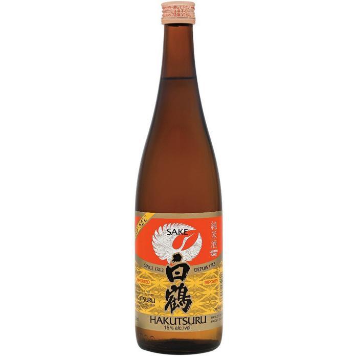 Hakutsuru Sake Junmai 1.8L