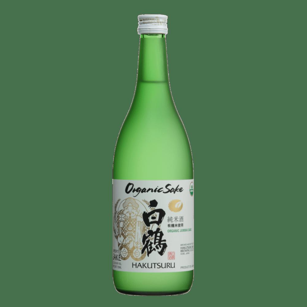Hakutsuru Organic Sake 720ml