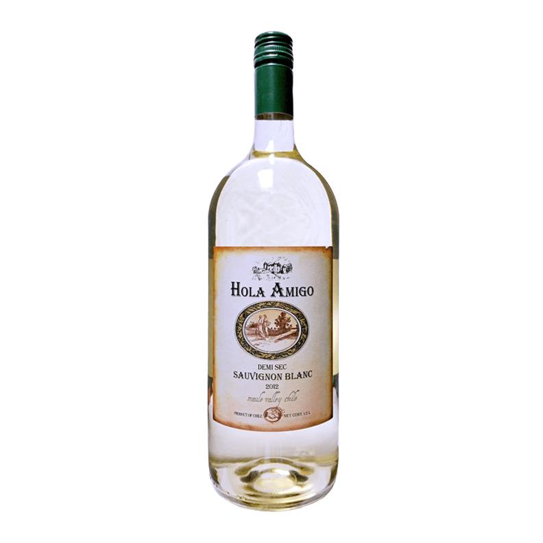 Hola Amigo Sauvignon Blanc 750ml