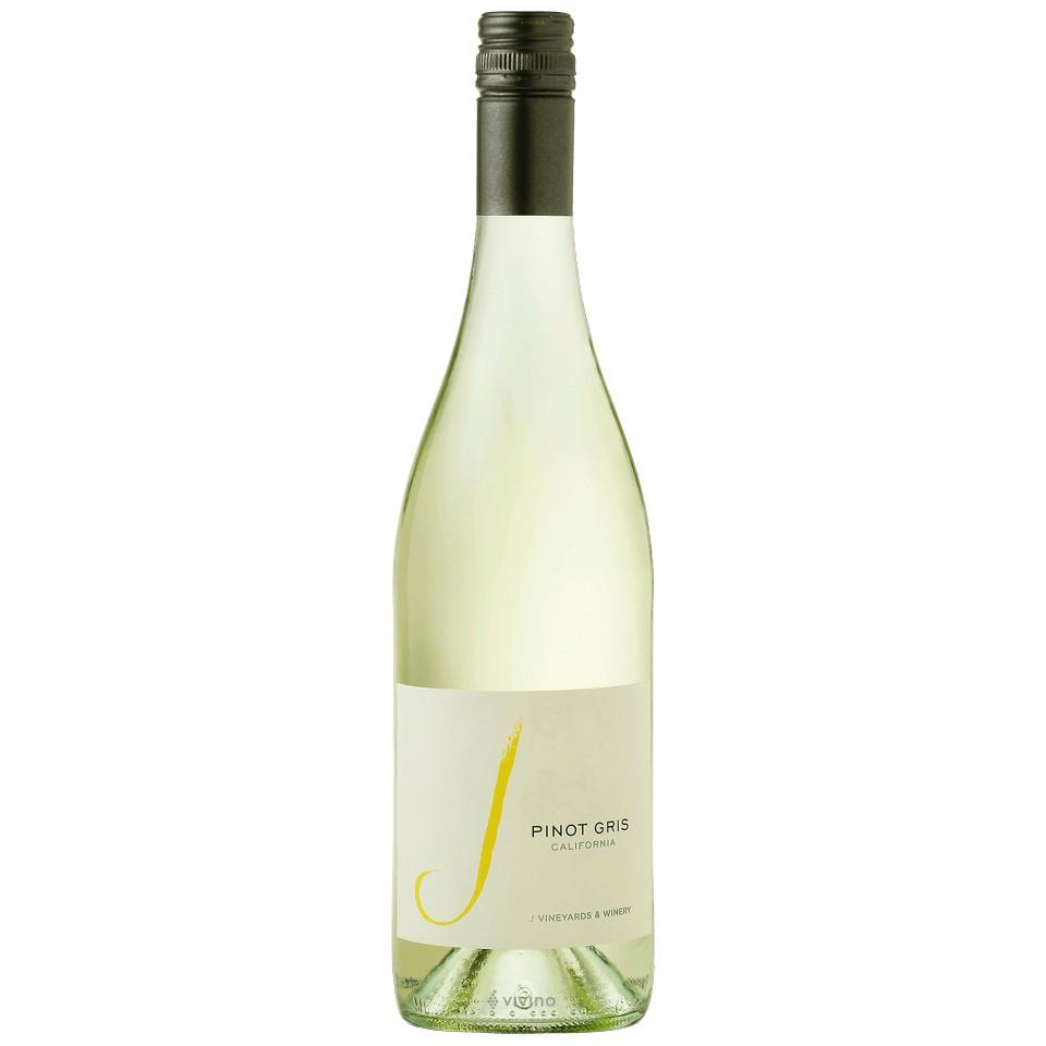 J Vineyards Pinot Gris 750ml