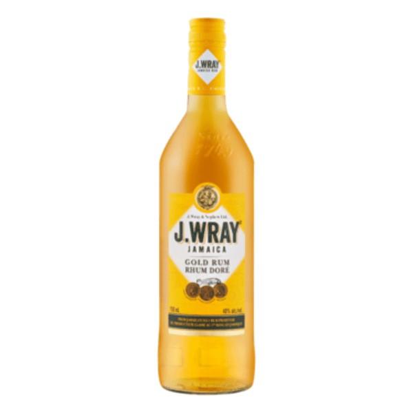 J Wray Rum Gold 1.75L