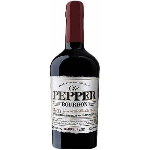 James & Pepper Old Bourbon 11Yr 750ml