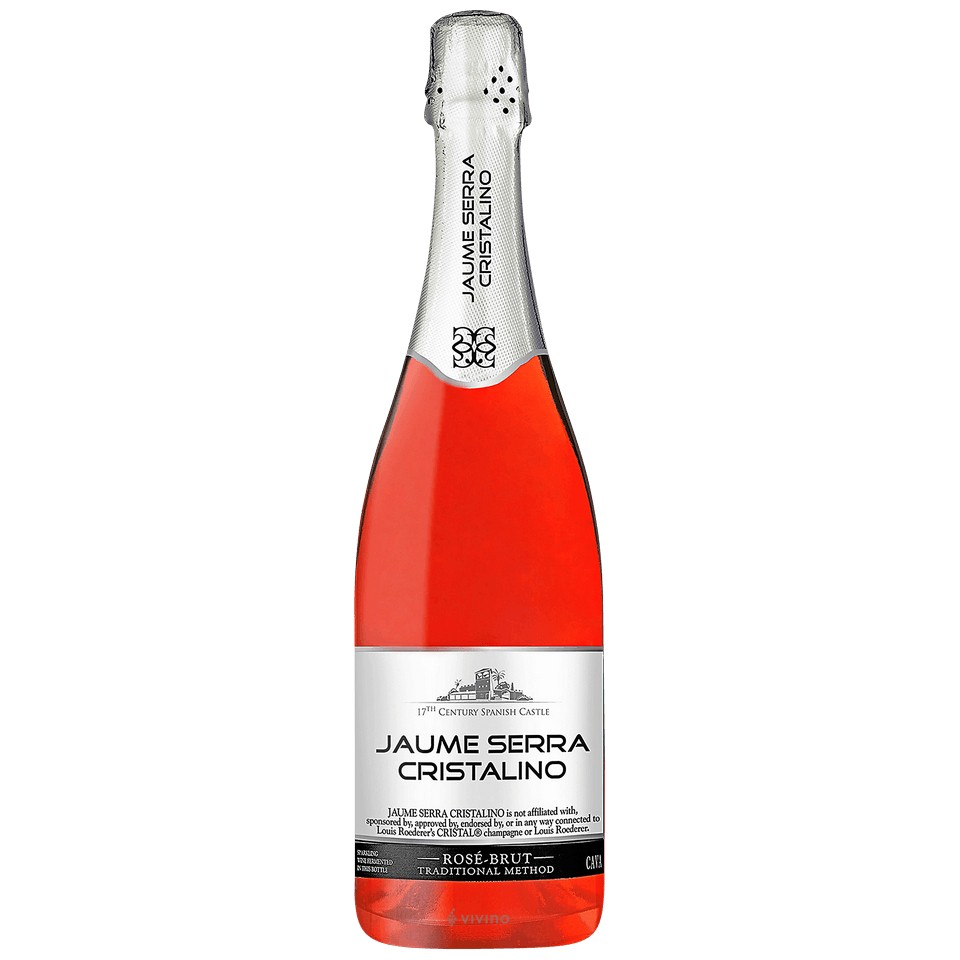 Jaume Serra Cristalino Rose Brut 750ml