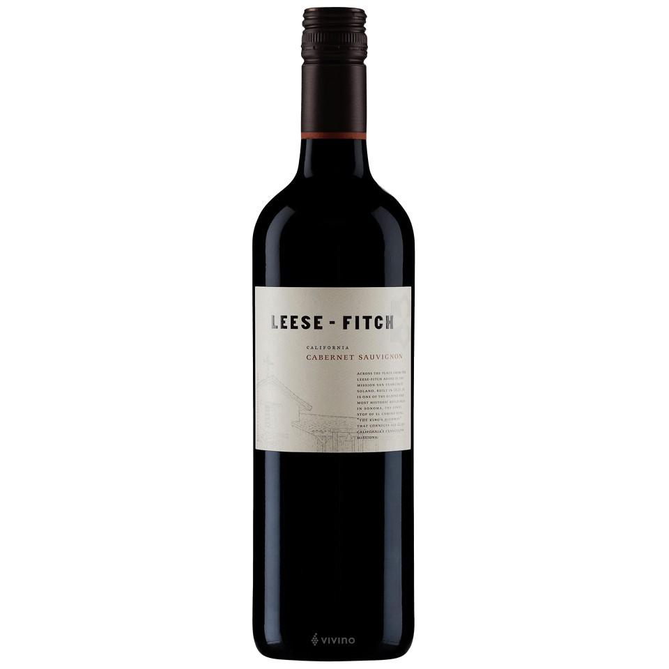 Leese-Fitch Cabernet Sauvignon 750ml