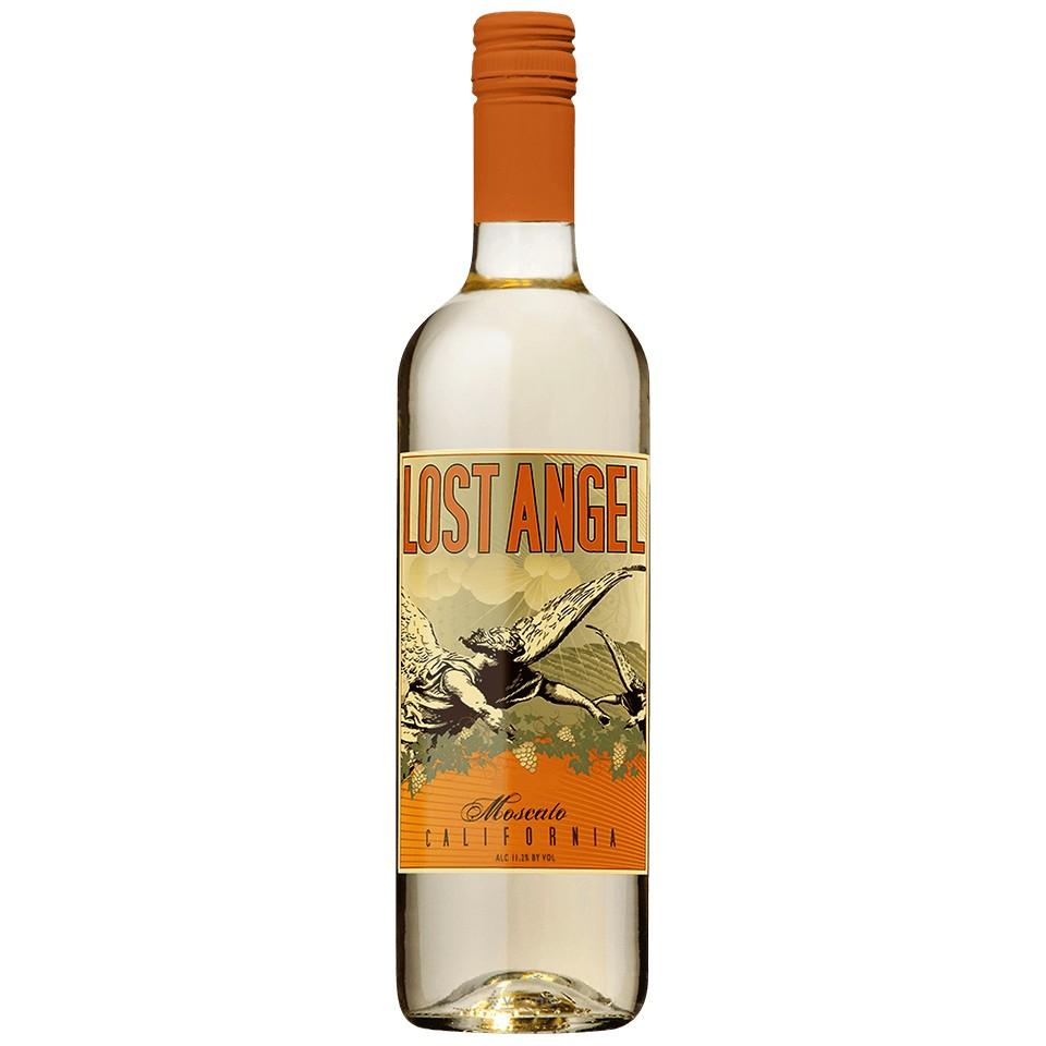 Lost Angel Moscato 750ml