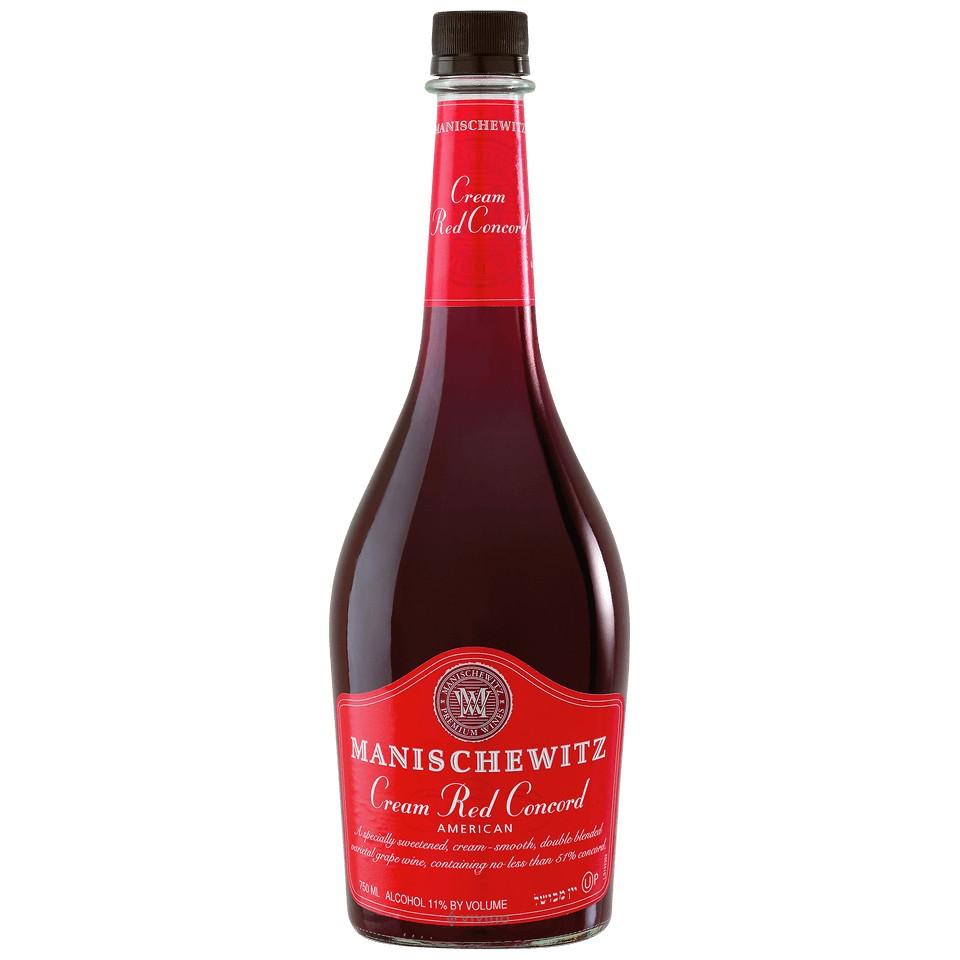 Manischewitz Cream P 1.5L