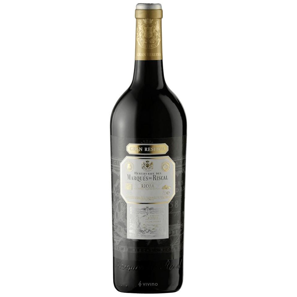 Marques De Riscal Rioja Gran Rsv 2007