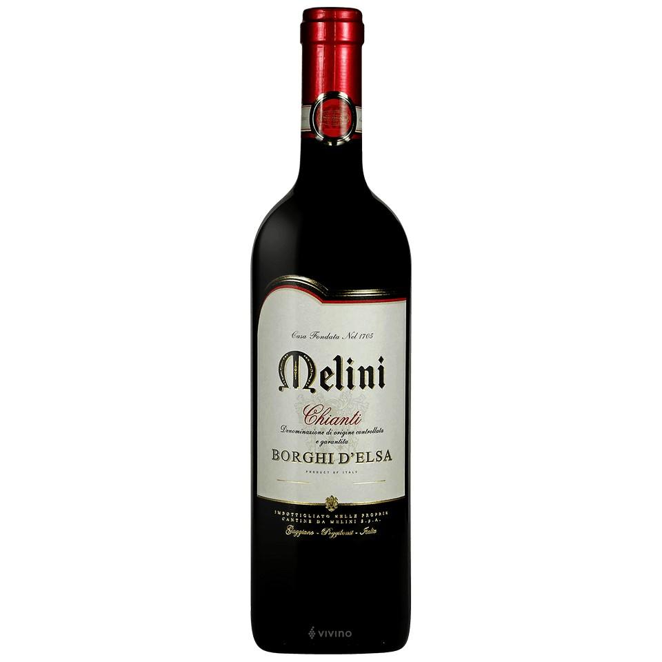 Melini 15 Chianti Borghi D'Elsa 750ml