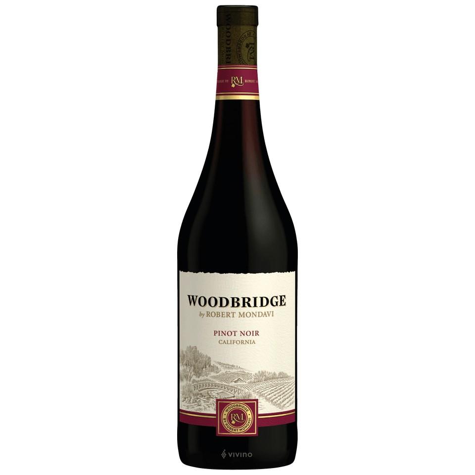 Mondavi Prv Sel Pinot Noir 09 1.5L