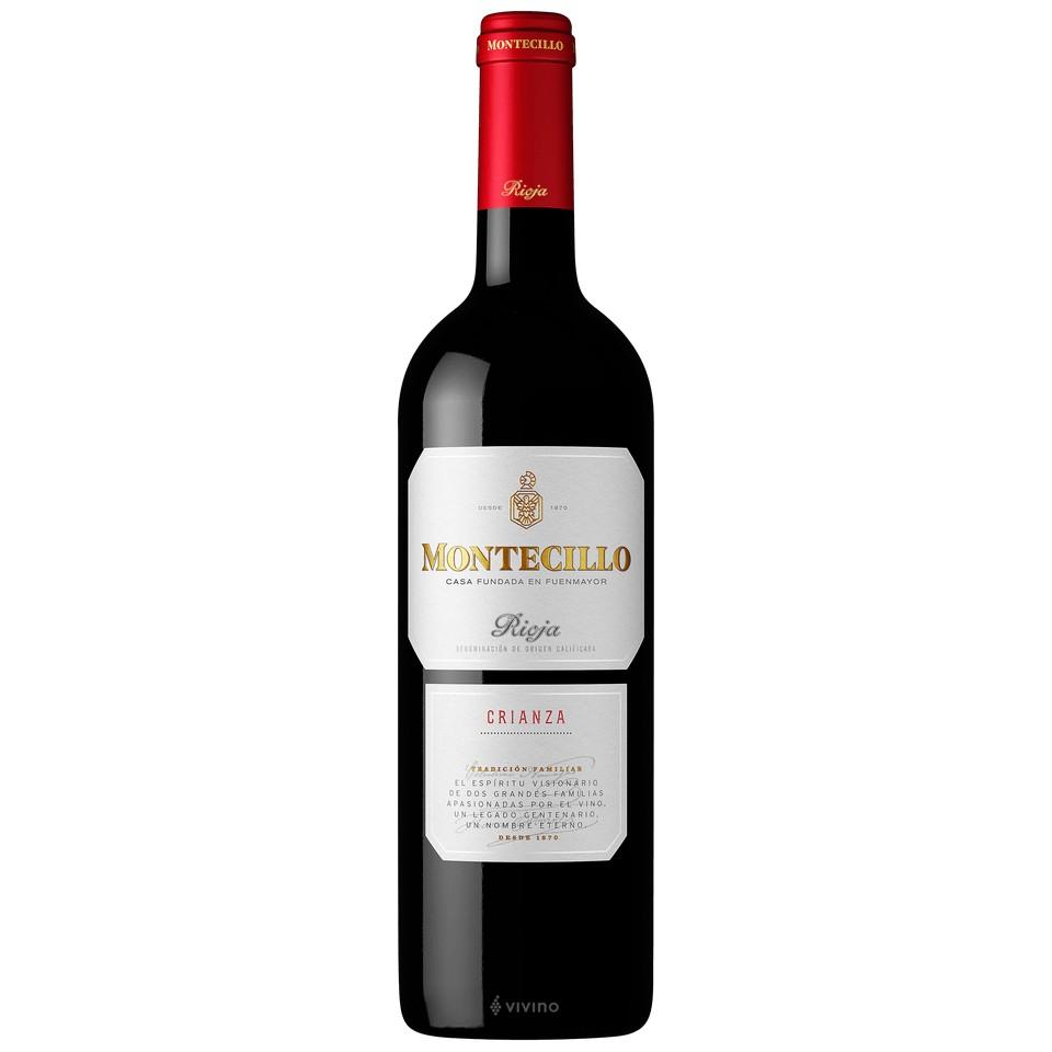 Montecillo Rioja Crianza 750ml