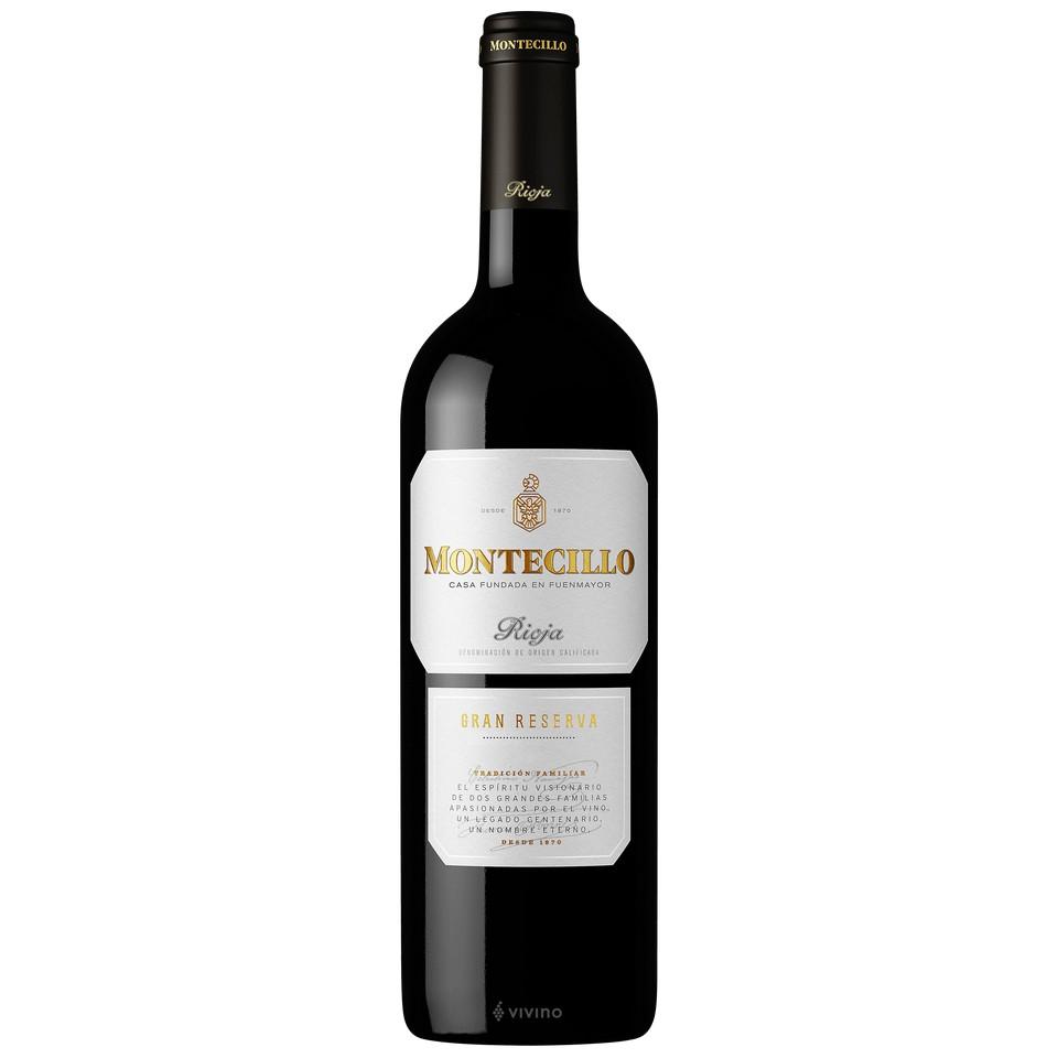 Montecillo Rioja Reserve 750ml