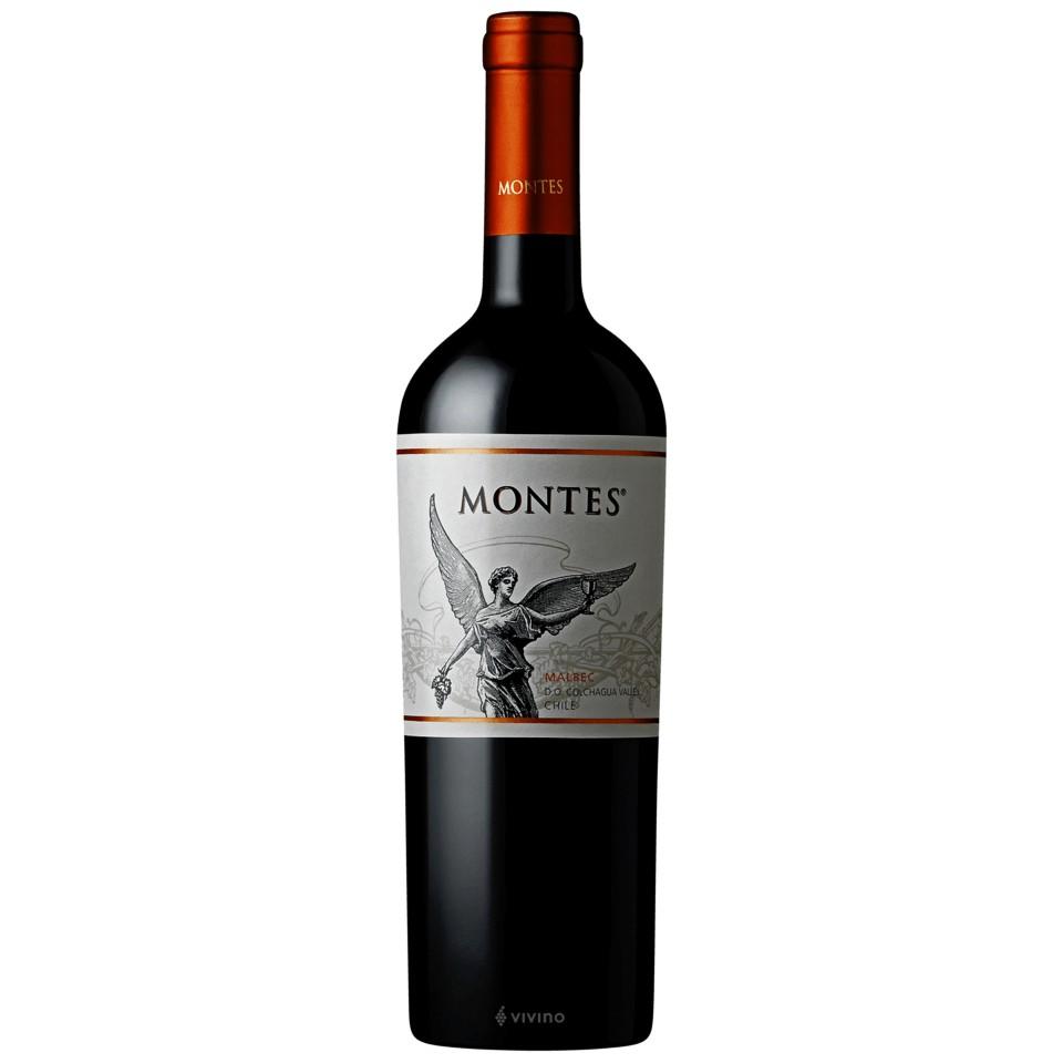 Montes Malbec Classic 750ml