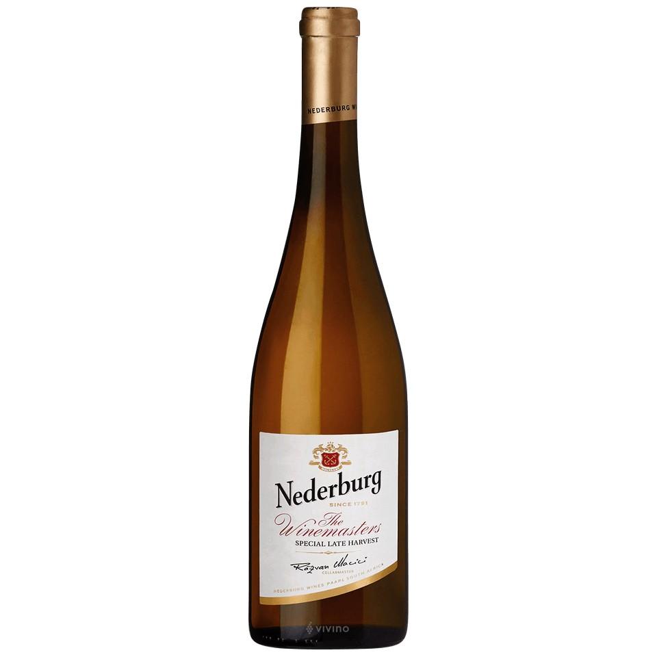 Nederburg Special Late Harvest Winemaker